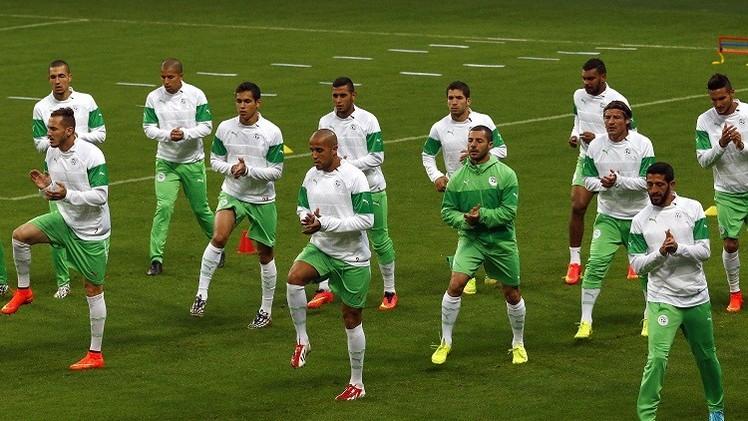 الجزائر تتقدم ومصر تتراجع في تصنيف الفيفا