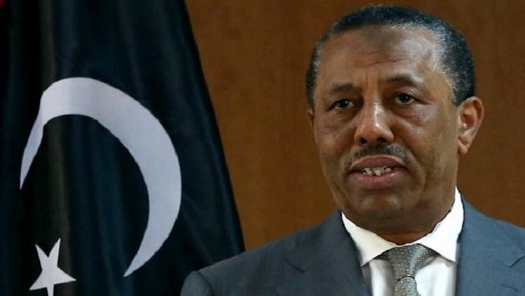 برلمان ليبيا يرفض حكومة الثني