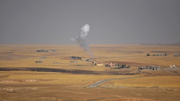 أول غارة أمريكية ضد معسكر تدريب لتنظيم الدولة الإسلامية في العراق