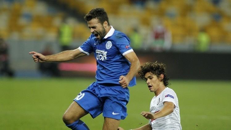 بداية موفقة للأندية الإيطالية في الدوري الأوروبي
