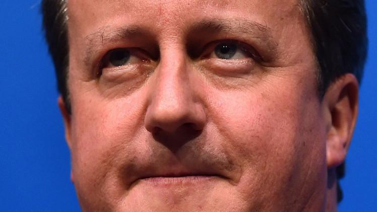 كاميرون يرحب بنتائج الاستفتاء في اسكتلندا ويؤكد أهمية وحدة بريطانيا