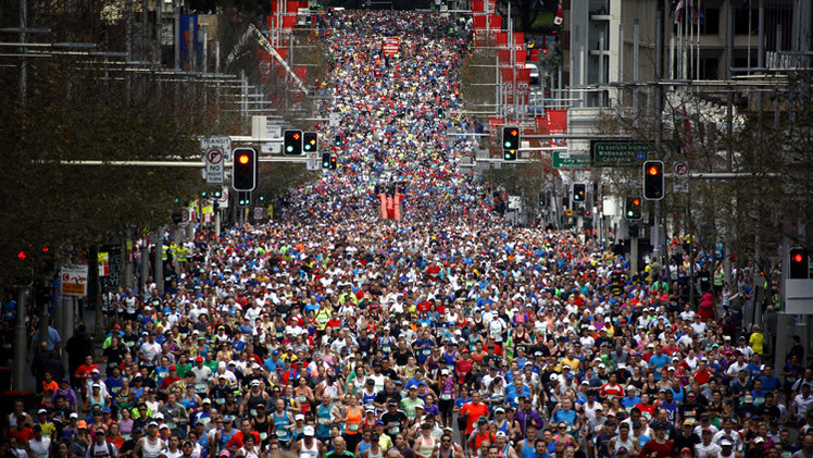 عدد سكان العالم قد يصل إلى اكثر من 12 مليار نسمة بحلول عام 2100