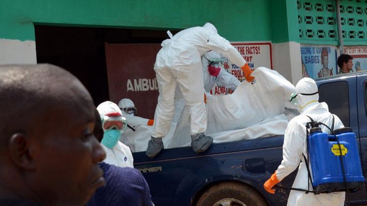 عسكريون أمريكيون في ليبيريا لمكافحة
