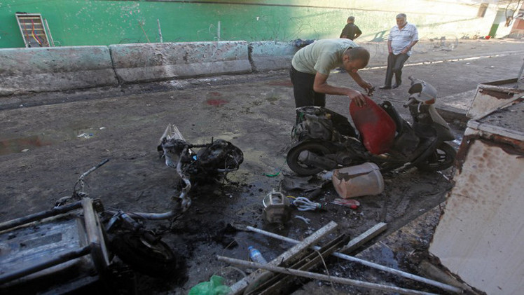 مقتل 22 شخصا بانفجارات في العراق