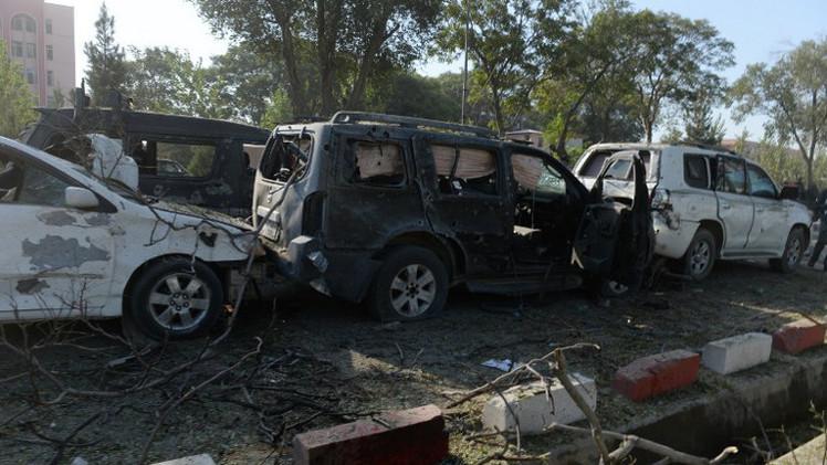 مقتل 8 أشخاص بانفجار شمال أفغانستان