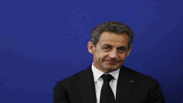 ساركوزي يعلن عودته للساحة السياسية