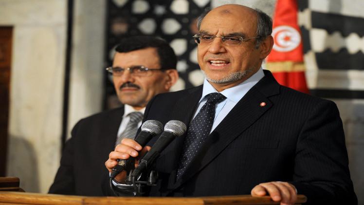 الجبالي يقرر عدم الترشح للرئاسة في تونس