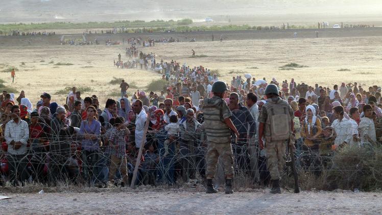 أنباء عن انسحاب القوات الكردية من 60 قرية شمال سورية