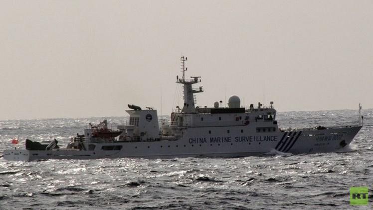 اليابان تطالب سفنا صينية بمغادرة المياه الإقليمية لجزر متنازع عليها