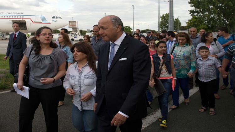 وصول دفعة جديدة من اللاجئين العراقيين إلى فرنسا