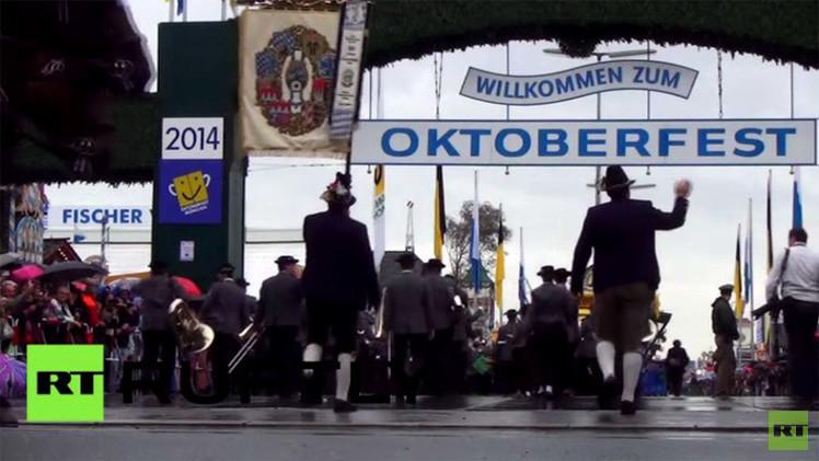 بالفيديو.. افتتاح مهرجان الجعة في ميونيخ