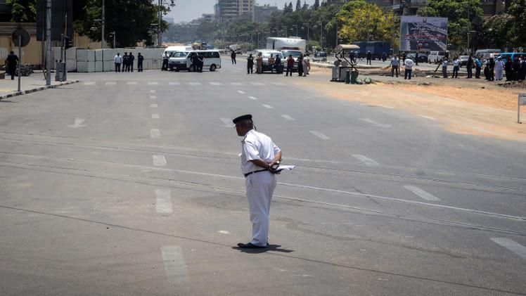 قتيلان وجرحى في انفجار قرب مبنى وزارة الخارجية بالقاهرة (فيديو)
