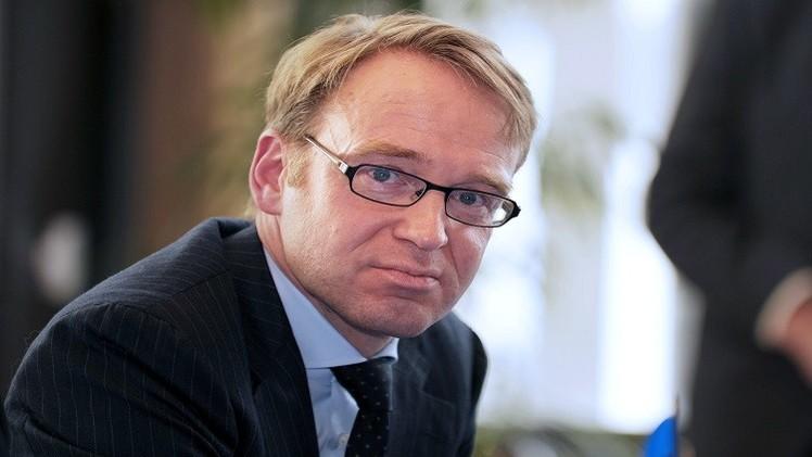 البنك المركزي الألماني ينتقد برنامج التحفيز للمركزي الأوروبي