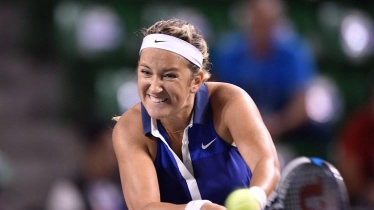 البيلاروسية أزارينكو تغيب عن ملاعب التنس