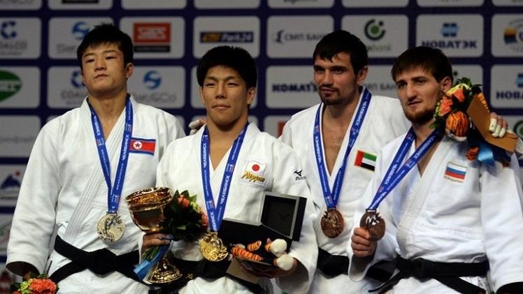 استبعاد فريق الجودو الإماراتي من دورة الألعاب الآسيوية