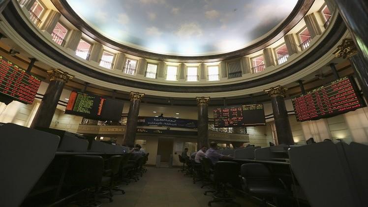 البورصة المصرية تتراجع بعد تفجير القاهرة