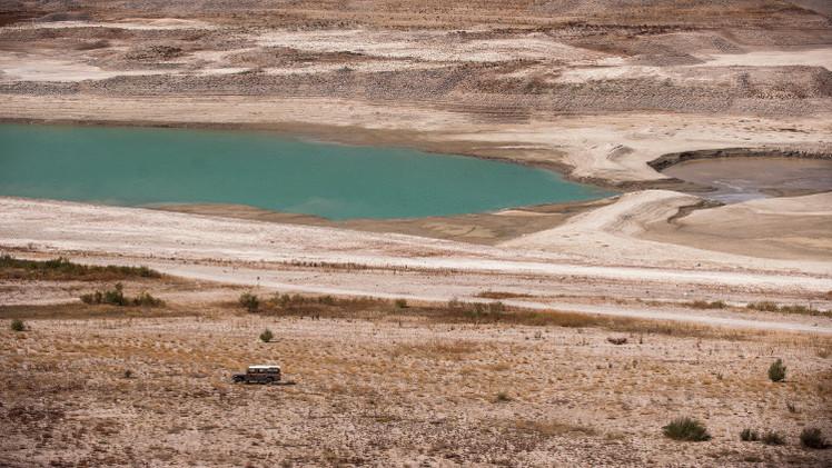 طهران مهددة بنقص في المياه
