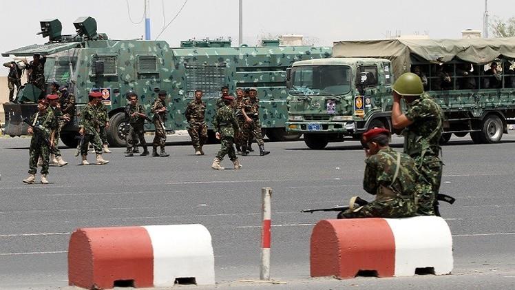 اليمن.. الشرطة العسكرية تتسلم المقار الحكومية من الحوثيين