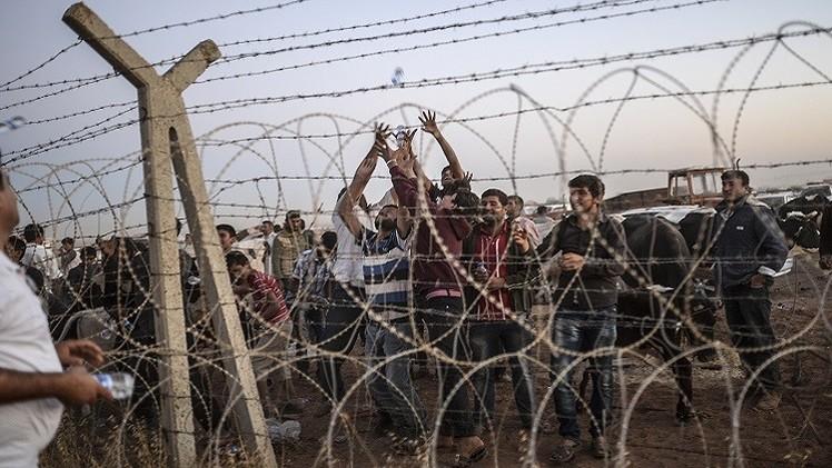 وصول أكثر من 130 ألف نازح كردي من سورية إلى تركيا