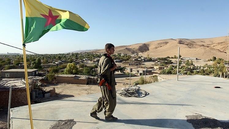 الأكراد يصدون تقدم