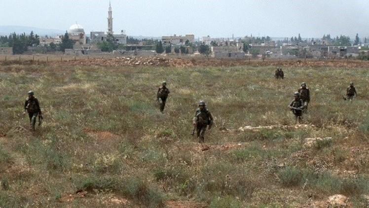 الجيش يعلن القضاء على مسلحين في إدلب ونشطاء يتحدثون عن سقوط ضحايا مدنيين
