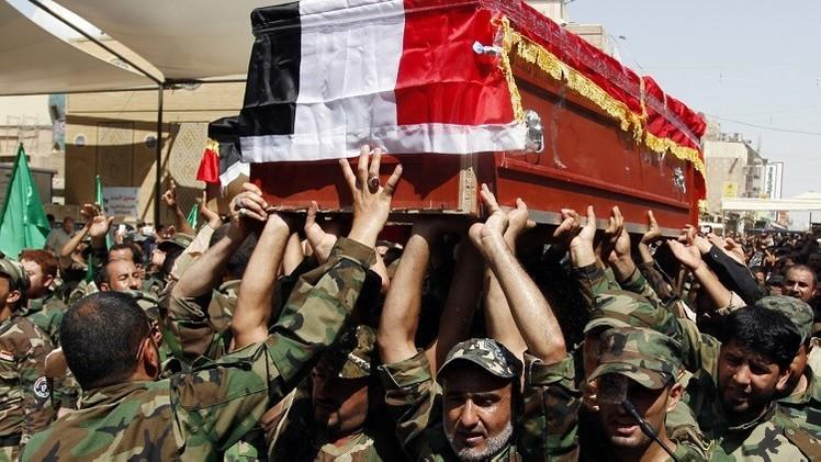 مقتل 40 جنديا وفقدان 68 باشتباكات مع