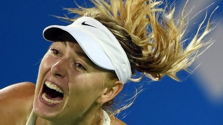 شارابوفا تتأهل إلى البطولة الختامية لتنس السيدات