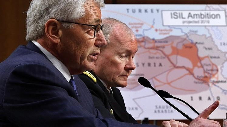 الجيش الأمريكي يعلن تعطيل