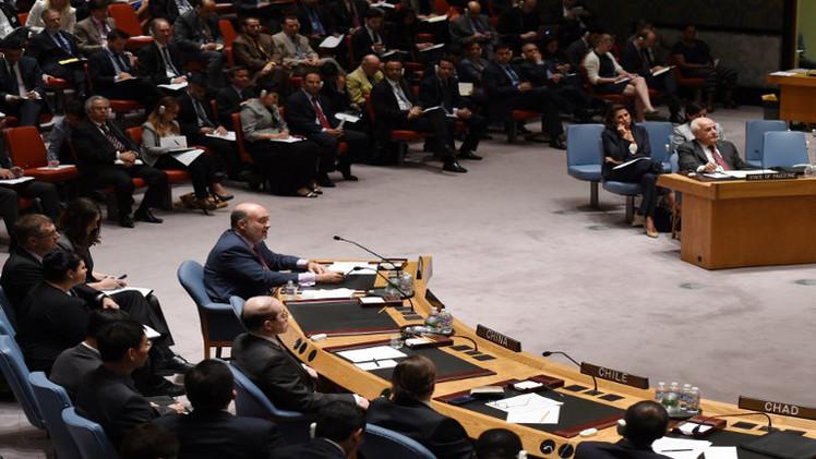 مجلس الأمن يفرض عقوبات على مقاتلين أجانب