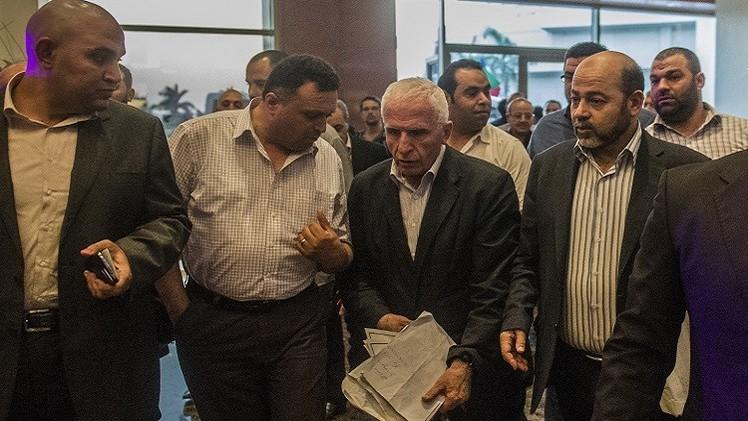 الفلسطينيون يستأنفون مفاوضات وقف إطلاق النار مع اسرائيل رغم اغتيالها شابين من حماس
