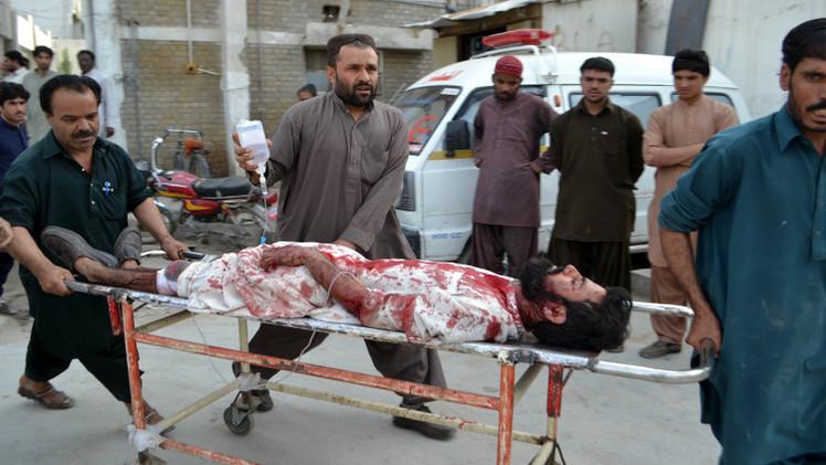 3 قتلى في انفجار قنبلة بباكستان