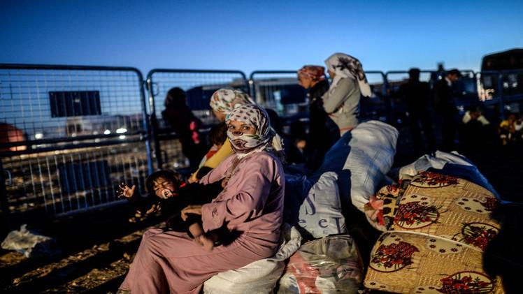 الأمم المتحدة تستعد لنزوح 400 ألف كردي سوري الى تركيا