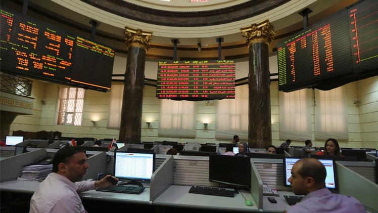 مؤشرات البورصة المصرية ترتفع خلال تعاملات اليوم