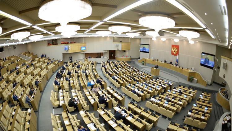 الدوما الروسي يعتمد مشروع قانون يوسع إجراءات مكافحة الفساد