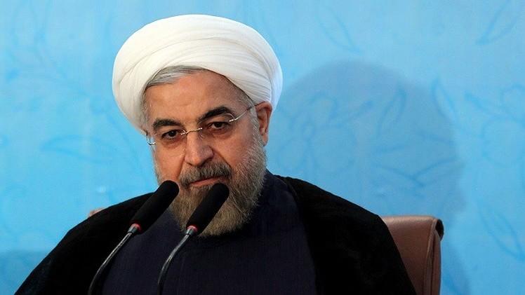 الرئيس الإيراني: غارات التحالف على الأراضي السورية غير شرعية