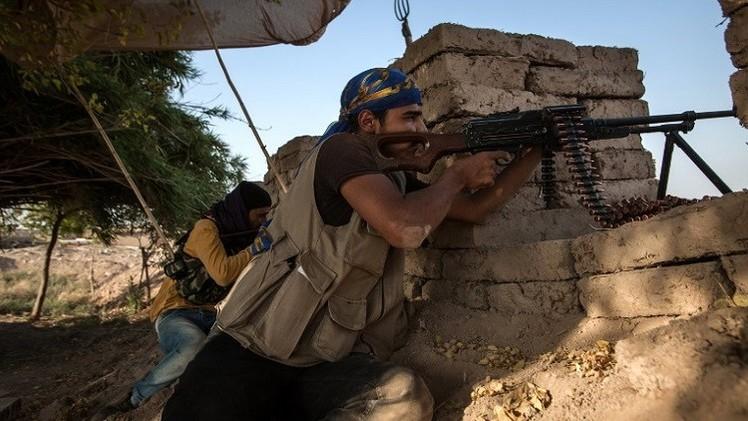 أكراد في سورية يؤكدون اعادة انتشار مسلحي