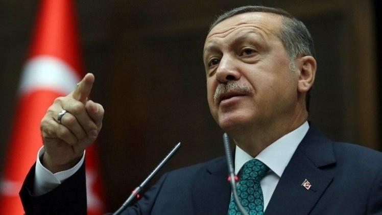 اردوغان مستعد لتقديم الدعم العسكري لتحالف واشنطن ضد
