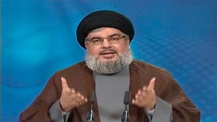 نصرالله: هجوم عرسال ليس عفويا بل كان مخططاً له وليس سببه اعتقال أحد الأشخاص