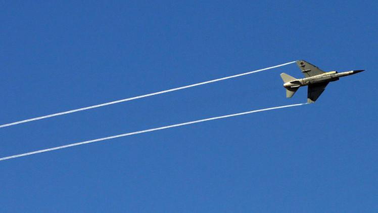 طائرة حربية ليبية