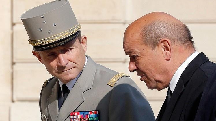 فرنسا تتوعد بتوجيه ضربات جوية جديدة