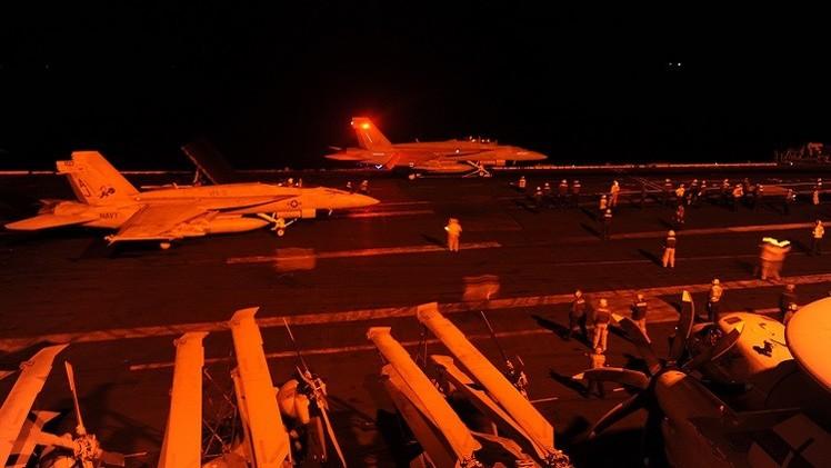 الجيش الأمريكي: نفذنا 5 ضربات ضد تنظيم