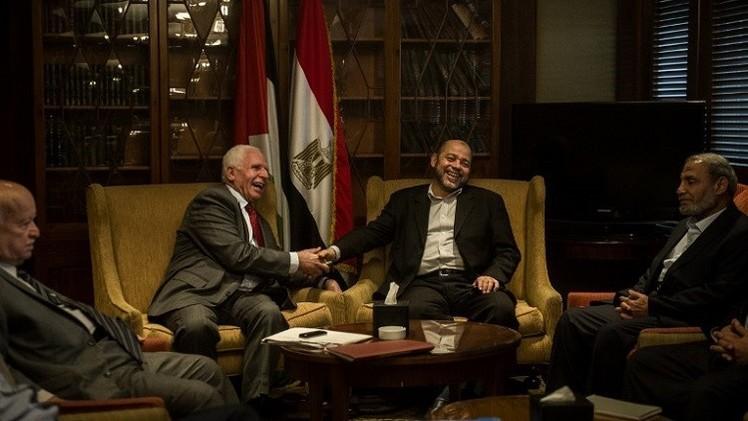 استئناف لقاءات المصالحة بين فتح وحماس في القاهرة