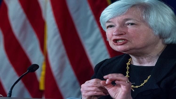 يلين: الاحتياطي الفيدرالي قد يرفع أسعار الفائدة قريبا