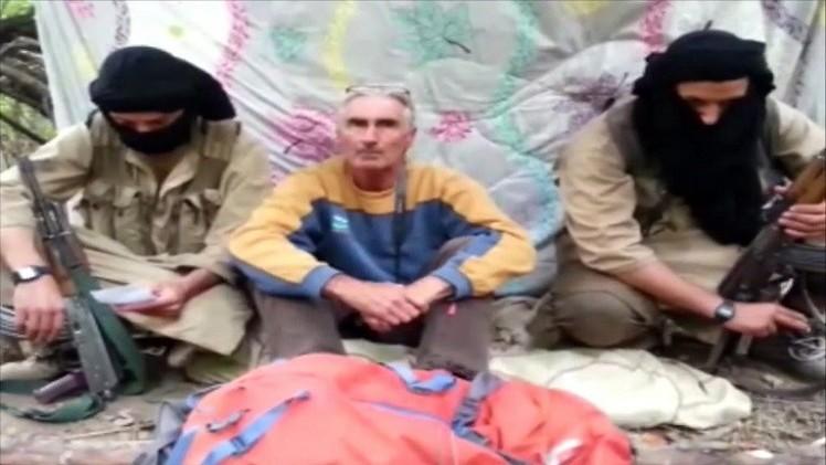 خاطفو الرهينة الفرنسي في الجزائر يقطعون رأسه
