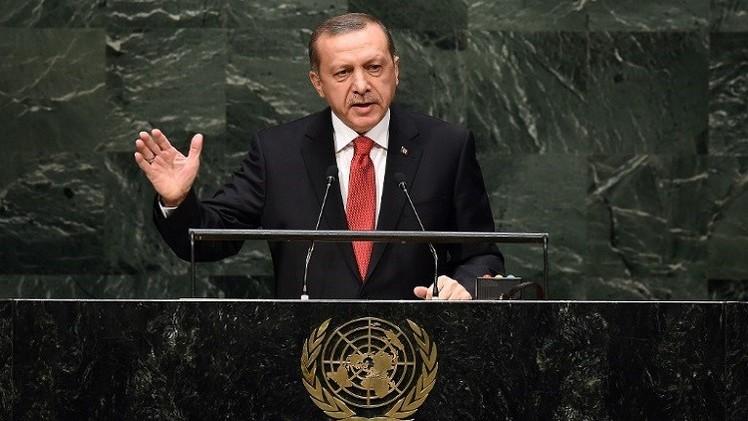 اردوغان: الأزمة السورية أصبحت أزمة إقليمية وتركيا تستضيف أكثر من 1,5 مليون سوري