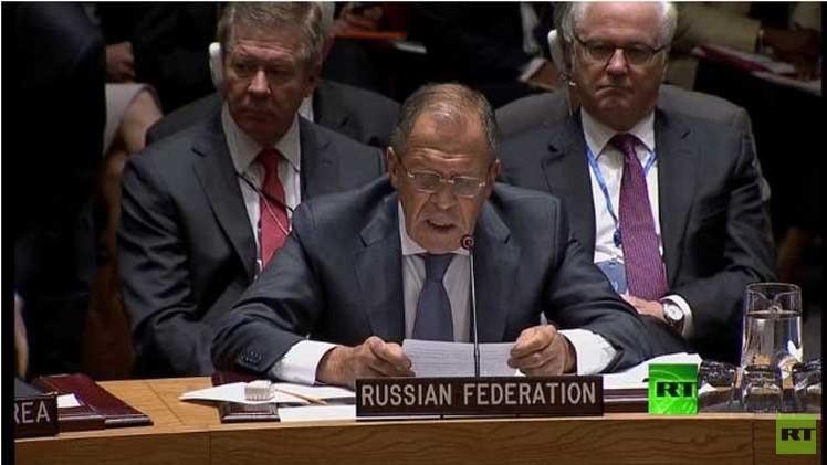 روسيا تدعو جميع الدول إلى تنفيذ قرارات مجلس الأمن الموجهة ضد التحريض على الإرهاب