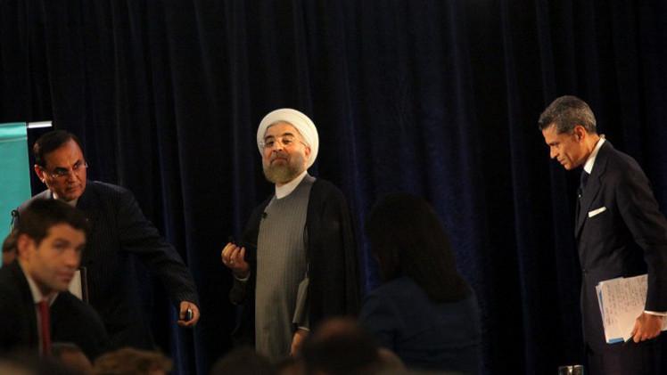 روحاني: الضربات الجوية لا تكفي وحدها للقضاء على الإرهاب