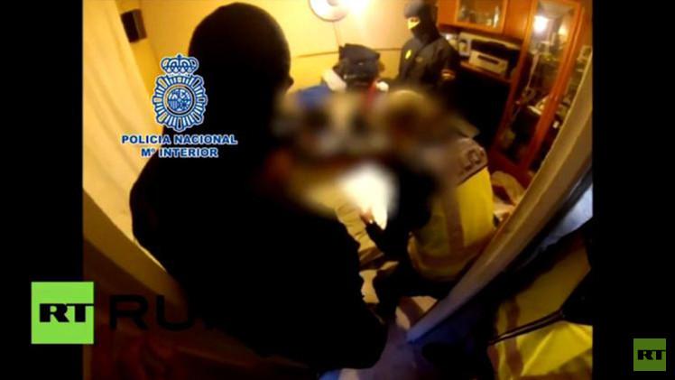 بالفيديو من إسبانيا.. اعتقال متهم في الاعتداء جنسيا على قاصرين
