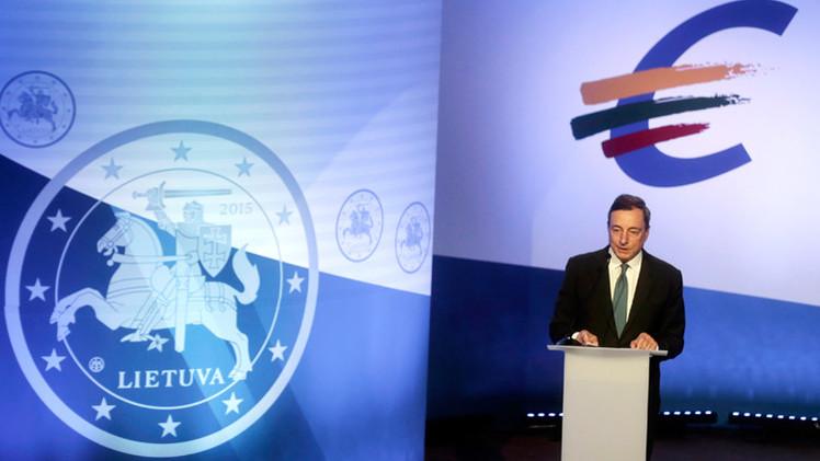 المركزي الأوروبي يحذر من تداعيات تباطؤ الاقتصاد الروسي على أوروبا