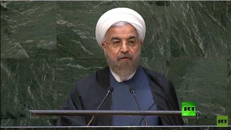 روحاني: يجب على قادة التحالف الدولي فهم الشرق الأوسط من أجل محاربة الإرهاب